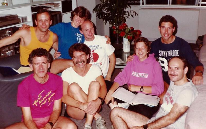 FRNY Board Meeting, circa 1986