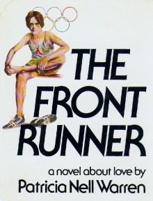 The Front Runner [book cover]