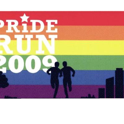 Pride Run 2009 [booklet]