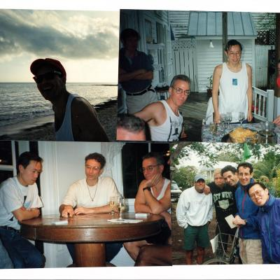 Frontrunners at Key West, 1995