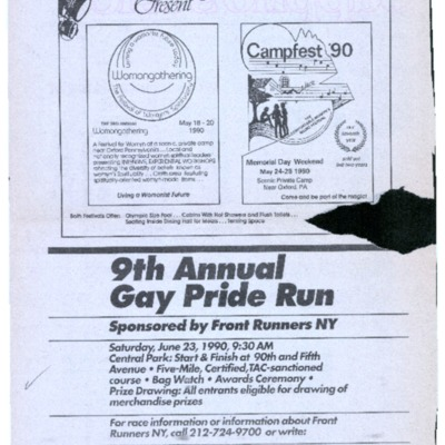 Gay Pride run advertisement in Sappho's Isle newspaper.pdf