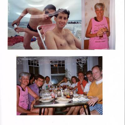 FRNY members in Asbury Park photographs, 1992