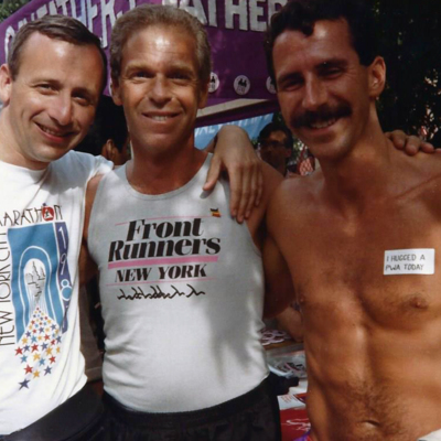 Rich Walker, Steve Gerben, Jim Scofiled - Circa 1988.jpg