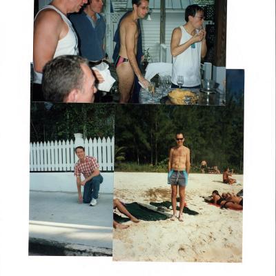 Frontrunners in Key West, 1995