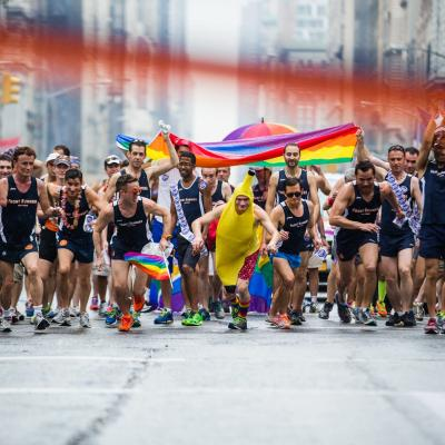 Pride Run Selects (2012-2015)