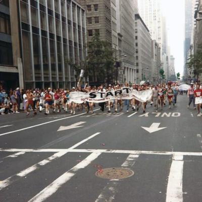 Gay Pride March - FYNY Contingent - 2 - Circa June 1988.jpg