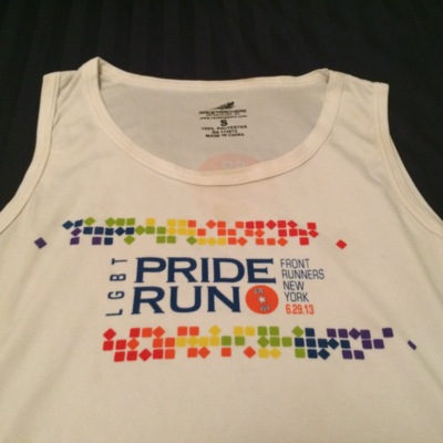 LGBT Pride Run 2013 [T-Shirt]