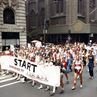 Gay Pride March - FYNY Contingent - 1 - Circa June 1988.jpg