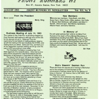 Newsletter, Vol. 12 No. 8, August 1993.pdf