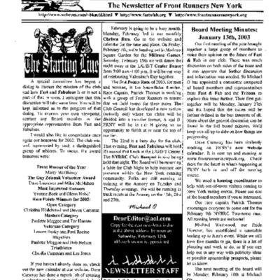 Newsletter, Vol. 20 No. 2, February 2003.pdf
