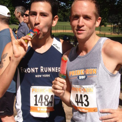 Gay Pride Runners, 2007