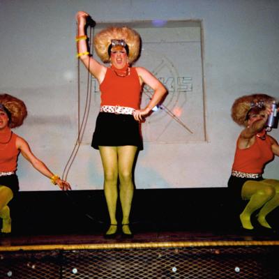 Runnettes - Performing Hairspray - 1987.jpg