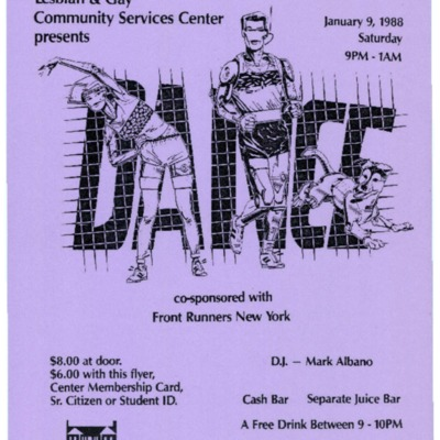 Dance at Gay Center co-sponsored by FRNY [flyer].pdf