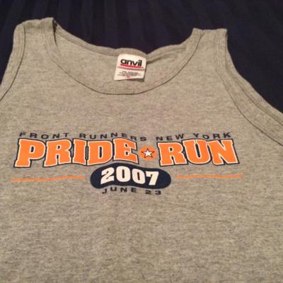 Front Runners New York Pride Run 2007 [T-Shirt]