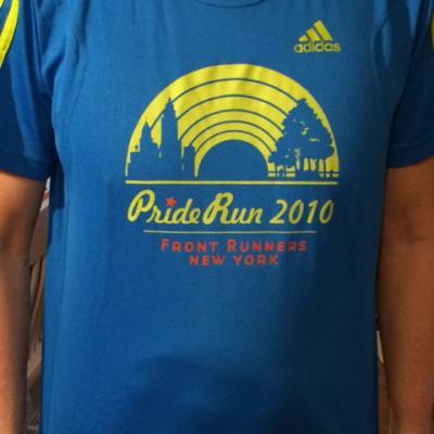 Pride Run 2010 [T-Shirt]
