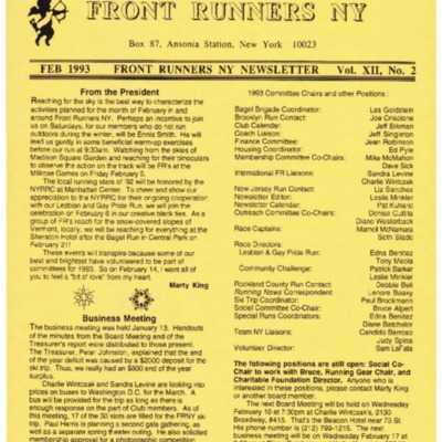 Newsletter, Vol. 12 No. 2, February 1993.pdf