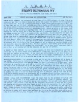 Newsletter, Vol. 4 No. 4, April 1983